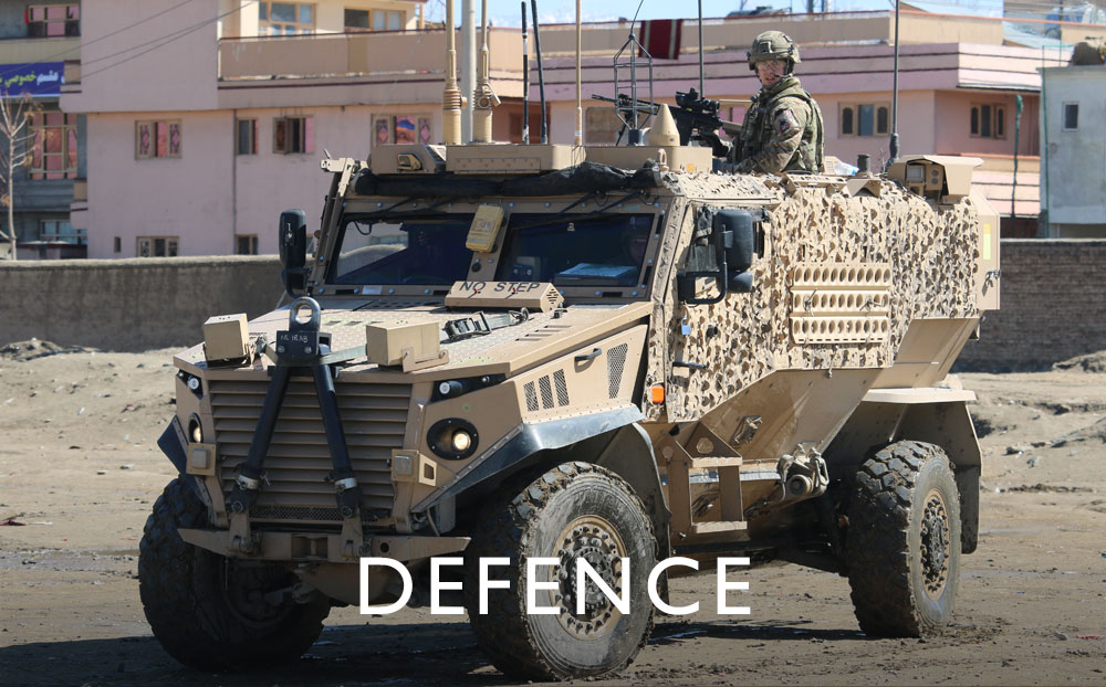 Military vehicle wiring systems and design